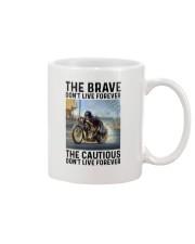motorcycle dc The Brave Mug tile