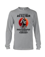 2 photography old man Long Sleeve Tee tile