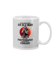 2 photography old man Mug tile