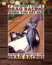 Drag racing you dont stop 24x36 Poster aos-poster-portrait-24x36-lifestyle-20