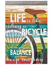 20-09-08-bicycle 24x36 Poster front