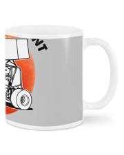 red school-sprint car racing Mugs tile