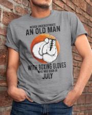 07 boxing old man Classic T-Shirt apparel-classic-tshirt-lifestyle-26