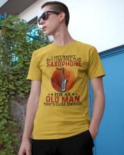 perfect saxophone olm Classic T-Shirt apparel-classic-tshirt-lifestyle-17