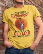 perfect saxophone olm Classic T-Shirt apparel-classic-tshirt-lifestyle-26