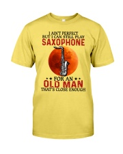 perfect saxophone olm Premium Fit Mens Tee tile