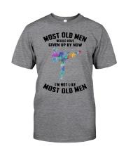 most old men karate Classic T-Shirt tile