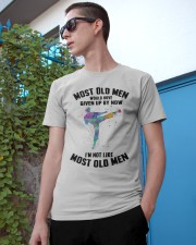 most old men karate Classic T-Shirt apparel-classic-tshirt-lifestyle-17