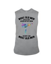 most old men karate Sleeveless Tee tile