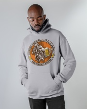 i like beer motorcycle drag racing Hooded Sweatshirt apparel-hooded-sweatshirt-lifestyle-front-09
