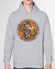 i like beer motorcycle drag racing Hooded Sweatshirt garment-hooded-sweatshirt-front-04