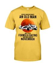 11 formula rc Classic T-Shirt front