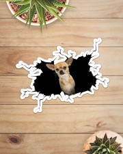 chihuahua Sticker - Single (Horizontal) aos-sticker-single-horizontal-lifestyle-front-07
