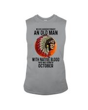 10 native blood old man Sleeveless Tee tile