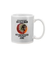06 native blood old man Mug tile