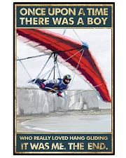 Hang Gliding Once Upon Poster  24x36 Poster front