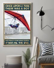 Hang Gliding Once Upon Poster  24x36 Poster lifestyle-poster-1