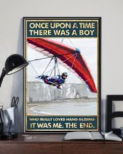 Hang Gliding Once Upon Poster  24x36 Poster lifestyle-poster-2