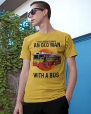 bus old man Classic T-Shirt apparel-classic-tshirt-lifestyle-17