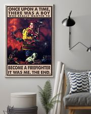 Firefighter Poster 24x36 Poster lifestyle-poster-1