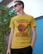 trumpet perfect olm Classic T-Shirt apparel-classic-tshirt-lifestyle-17
