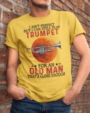 trumpet perfect olm Classic T-Shirt apparel-classic-tshirt-lifestyle-26