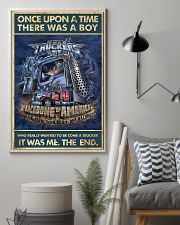Trucker Once Upon Poster 2  24x36 Poster lifestyle-poster-1