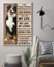 Bernese Poster 24x36 Poster lifestyle-poster-1