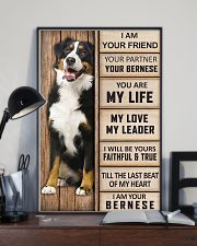 Bernese Poster 24x36 Poster lifestyle-poster-2