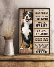 Bernese Poster 24x36 Poster lifestyle-poster-3