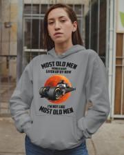 most old men drag racing Hooded Sweatshirt apparel-hooded-sweatshirt-lifestyle-08