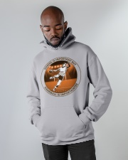 SCHOOL IS handball Hooded Sweatshirt apparel-hooded-sweatshirt-lifestyle-front-09