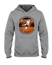SCHOOL IS handball Hooded Sweatshirt tile