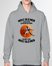 most old men fencing Hooded Sweatshirt garment-hooded-sweatshirt-front-04