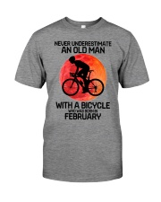 cycling never 02 Premium Fit Mens Tee tile