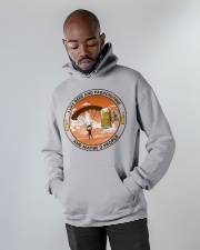 i like beer parachuting Hooded Sweatshirt apparel-hooded-sweatshirt-lifestyle-front-09