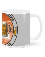 i like beer parachuting Mugs tile