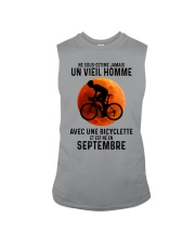 09 Cycling Old Man France Sleeveless Tee tile