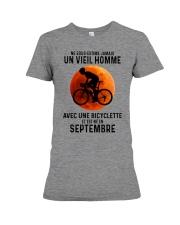 09 Cycling Old Man France Premium Fit Ladies Tee tile