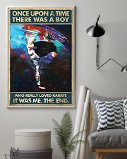 Karate Once Upon Poster 2 24x36 Poster lifestyle-poster-1