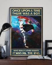 Karate Once Upon Poster 2 24x36 Poster lifestyle-poster-2