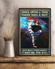 Karate Once Upon Poster 2 24x36 Poster lifestyle-poster-3