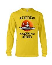 never-old-men-kayaking-10 Long Sleeve Tee tile