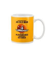 never-old-men-kayaking-10 Mug tile
