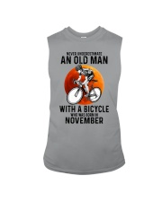 11 cycling never old man Sleeveless Tee tile