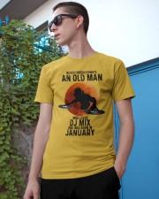 01 dj mix olm Classic T-Shirt apparel-classic-tshirt-lifestyle-17