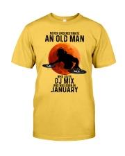 01 dj mix olm Classic T-Shirt front