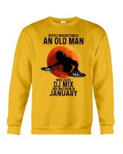 01 dj mix olm Crewneck Sweatshirt tile