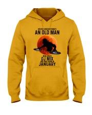 01 dj mix olm Hooded Sweatshirt tile