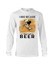 Cycling I Ride Long Sleeve Tee tile